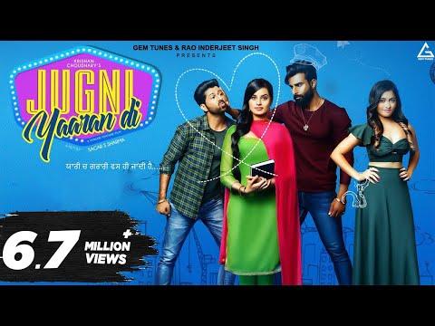 Jugni Yaaran Di (Full HD Movie) Preet Baath, Deep Joshi | New Punjabi Film 2019