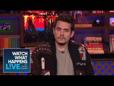 John Mayer And Nicki Minaj's Twitter Flirting | WWHL