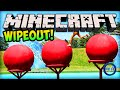 Minecraft Wipeout - TOTAL WIPEOUT (PARKOUR)! - Minecraft w/ Ali-A!