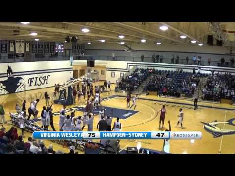 Virginia Wesleyan Men's Basketball Season Highlights