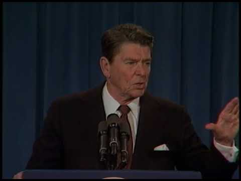 President Reagan's Remarks to Black publishers and Newspaper's Association on March 18, 1982