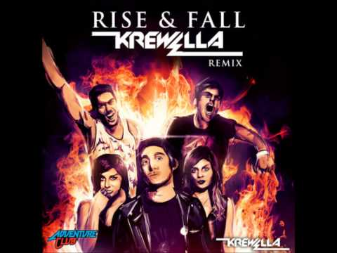 Adventure Club & Krewella - Rise & Fall ( Krewella Remix )