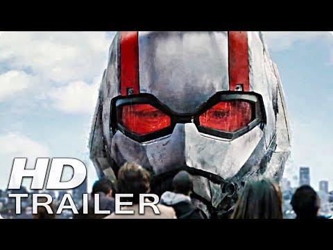 ANT-MAN AND THE WASP Trailer German Deutsch (2018)