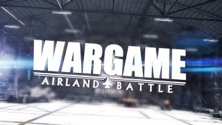 Видео Wargame: Airland Battle