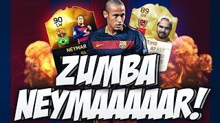 FIFA 16: SIF ZUMBA NEYMAR | Fifa 16 Ultimate Team SUPER HEROES #05, neymar, neymar Barcelona,  Barcelona, chung ket cup c1, Barcelona juventus