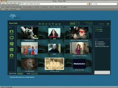 Zorap, videochat e condivisione di file multimediali