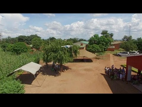Drone στη μάχη ενάντια στο AIDS – hi-tech