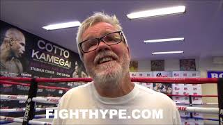 FightHype.com was on hand at the Wild Card Boxing Gym in Hollywood, California where multi-division former world champion ...
