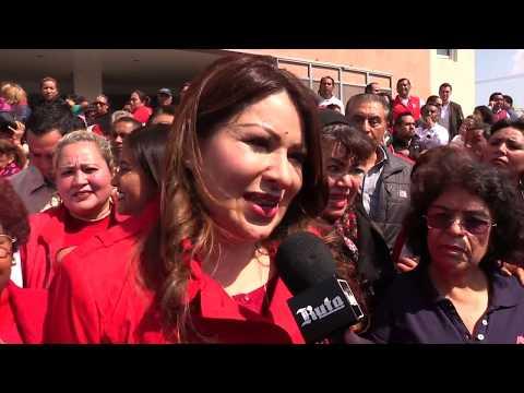 Emilse Miranda se registra como candidata del PRI a diputada federal por el distrito 4