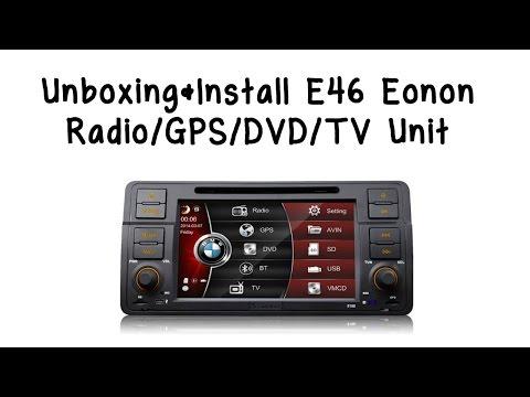 Unboxing & Install E46 Eonon (D5150Z) Unit