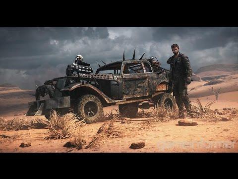 Mad Max #04 - Осмотреть \