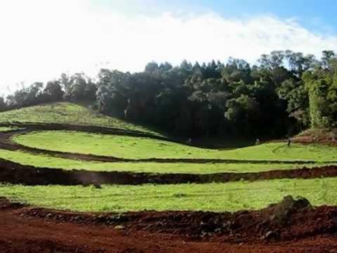 Largada Nacional Estreantes Gaurama - RS 2ª Etapa CAUV 2012