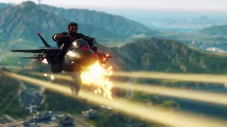 Just Cause 4 - Trials, Toys and Terror Update Trailer by GameTrailers