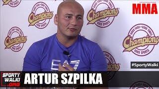 """""""Oświeciński to jest zwykły konfident!"""" Szpilka kolejny raz ostro o Strachu w wywiadzie"""
