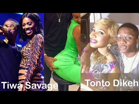 12 Beautiful Women Wizkid Had Dated And Sl£pt With