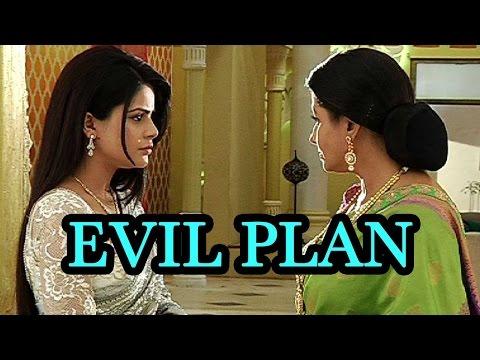 What is Shraddha's evil plan for Thapki?
