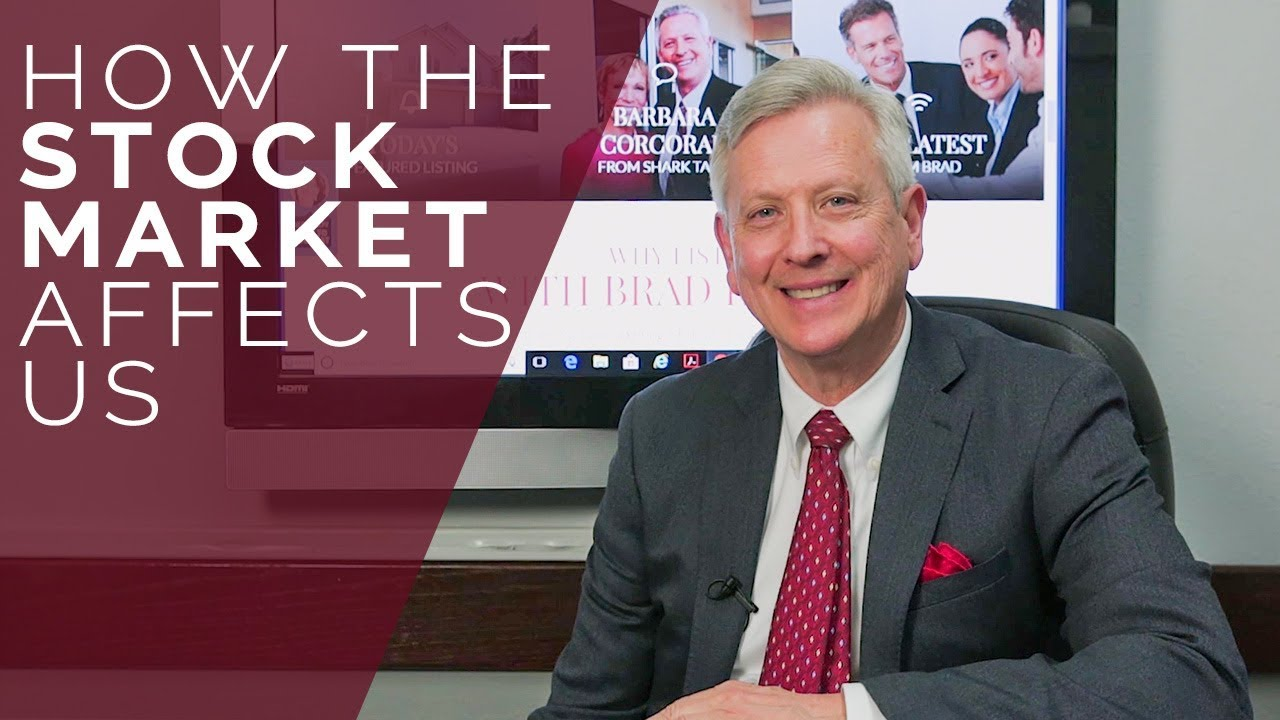 What Does Stock Market Activity Mean for Our Real Estate Market?