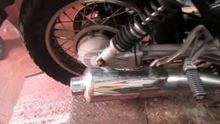 7. MOTO GUZZI NEVADA 750 1992 2002 COD-MEC-011