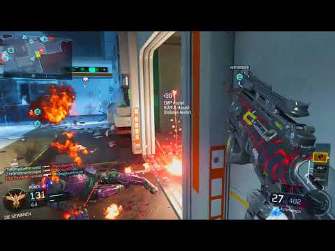 BO3 SOLO NUCLEAR WITH 53ER GUNSTREAK ON COMBINE | REDHEAD KILLT MICH! | BaBxReal