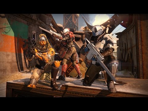 exclusive - Destiny - PS4 Exclusive Content Trailer Subscribe ▻ http://bit.ly/GamesHQMedia.