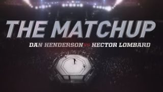 UFC 199: The Matchup - Henderson vs Lombard by UFC