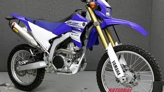 3. 2016  YAMAHA  WR250R  - National Powersports Distributors