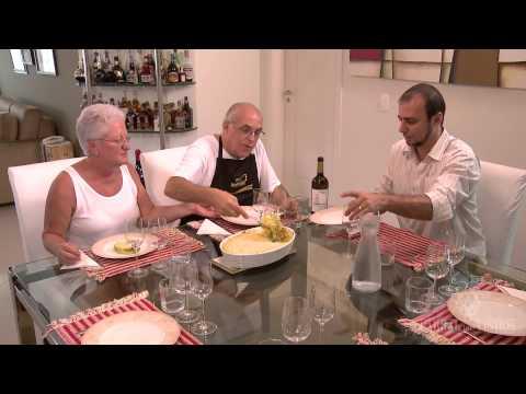 Escondidinho de Bacalhau BomPORTO | Cabral dos Vinhos