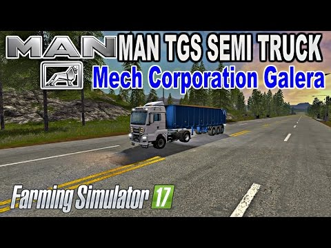Mech Corporation Galera 55L v1.0.0.0