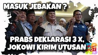 Video Analisa Kenapa Prabowo Umumkan 3 Kali Menang, Masuk Jebakan? MP3, 3GP, MP4, WEBM, AVI, FLV April 2019