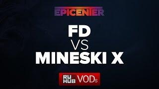 Mineski-X vs FD, game 2