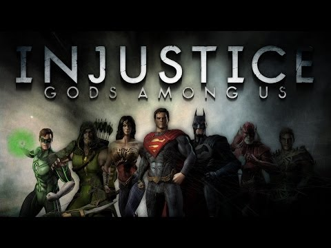 Injustice Gods Among Us Ultimate Edition Gameplay (Batman vs. Catwoman)