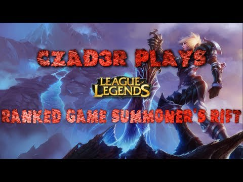 League of Legends - Pantheon Gameplay