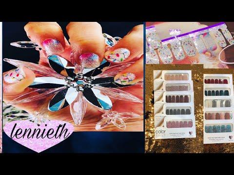 Diseños de uñas - DISEÑO DE UÑAS en 5 minutos **color street* TUTORIAL #2