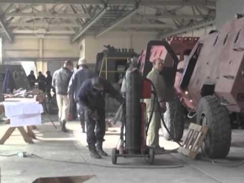 Бронетанковий завод запрошує на роботу учасників АТО