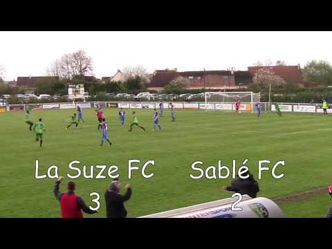 N3 La Suze - Sablé 14 avril 2018