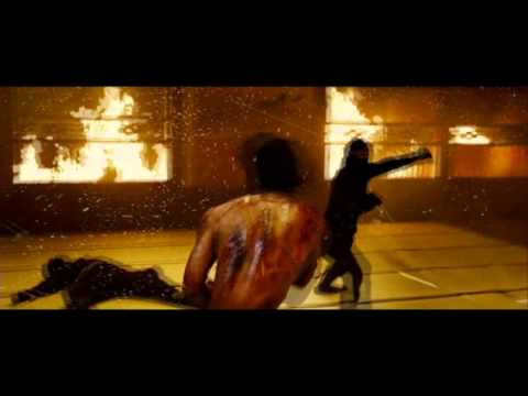Ninja Assassin Best Scene
