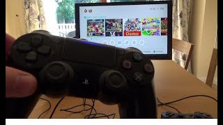 Hi, this is a series of videos about weird and sometimes useful things you can do with the Nintendo Switch. In Part 3 it contains:0:06 - PlayStation Controllers2:49 - Wired USB Nintendo Switch Pro Controller5:04 - YouTube In this series some things are supported by Nintendo and some things are NOT supported by Nintendo so try them at your own risk!!!!Many thanks Vince.