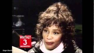 Whitney Houston In South Africa
