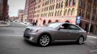 Hyundai Equus 2011 Review - Impressive new Hyundai won't scare established marques
