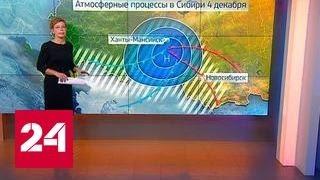 ДТП в ХМАО: погода могла повлиять как на управление автомобилем, так и на самочувствие водителей