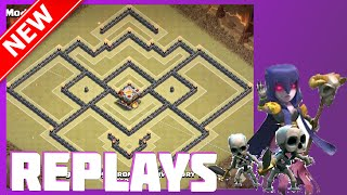 Download Lagu The Splitter Replays | Th11 Trophy/War Base | Anti-Queen Walk & Anti-2 Star (Anti-Valk Multiplayer) Mp3