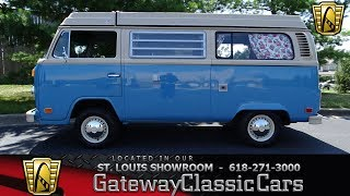 7380 More information on this 1977 Volkswagen Westfalia coming soon! Contact us at 618-271-3000 or at...