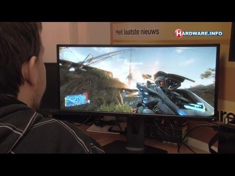 Dell U2913WM 21:9 ultra-breedbeeld monitor review – Hardware.Info TV (Dutch)