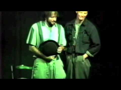 Bill Irwin - Robin Williams and Bill Irwin perform a spot improv scene at Laff-a-Thon II, hosted by Chicago City Limits.
