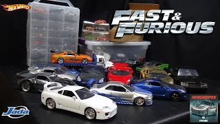 Nonton Fast   Furious Car Collection   Hot Wheels  Jada Toys  Racing Champions  Greenlight Film Subtitle Indonesia Streaming Movie Download
