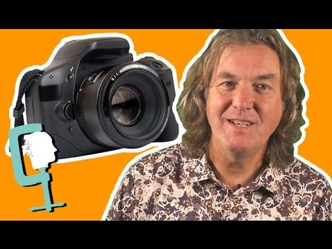 How do digital cameras work? | James May Q&A | Head Squeeze