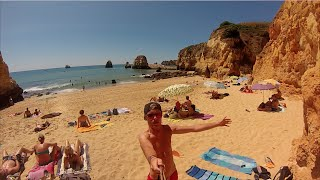 Lagos Portugal  city pictures gallery : Lagos, Portugal - 2015