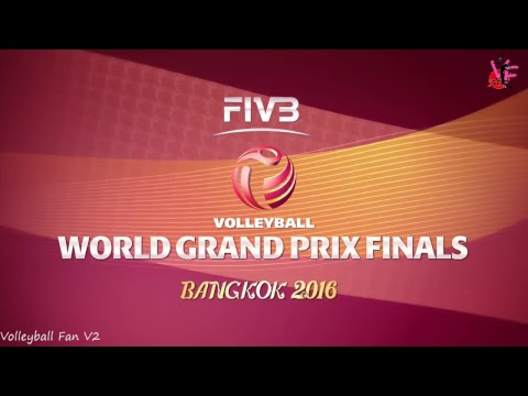 [Rerun] 2016 FIVB Volleyball World Grand Prix