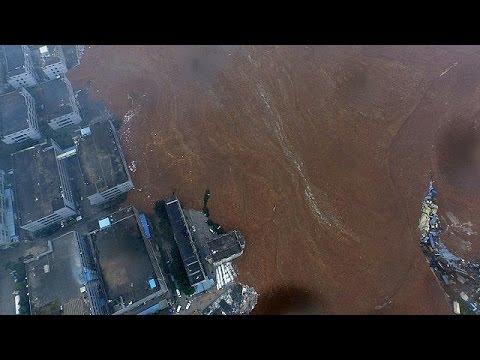 Κίνα: Κατολίσθηση στο Σενζέν