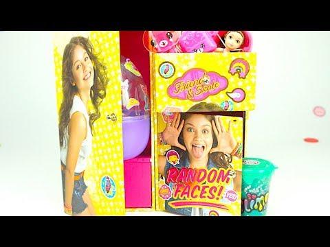 Ящик с сюрпризами ищем игрушки и куклы для детей